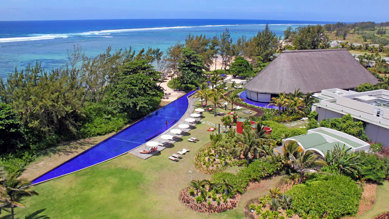 SO SOFITEL HOTEL INTEGRATED RESORT PROJECT - MAURITIUS